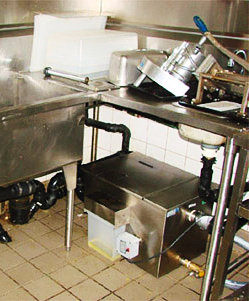 Successful grease trap cleaning in Miami Beach, Florida
